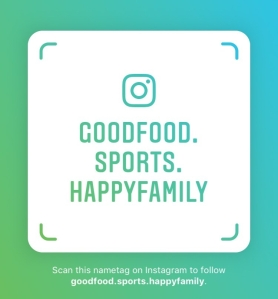 Antje Behrendt Instagram Healthy Bites goodfood sports happyfamily